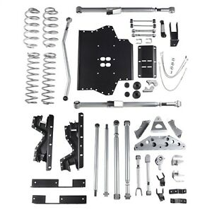 Rubicon Express Re7514 Tri Link Suspension Lift Kit Fits 03 06 Wrangler Tj