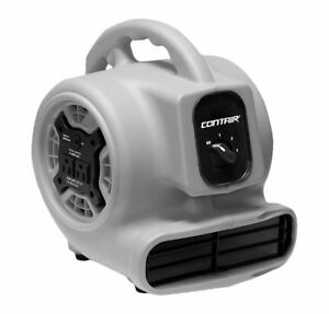 Contair Flo800gy Flow High Velocity Powerful Air Mover Carpet Dryer Floor Drying