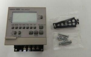 Omron H5s wfb2 Digital Time Switch Weekly Timer 100 240vac 2 Output Relay