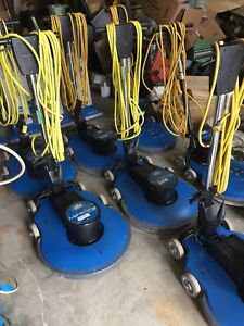 Windsor Lightning 2000 Floor Buffer burnisher Finishing Machine Tested Working