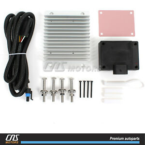Fuel Injection Pump Driver Relocation Kit For 94 02 Chevrolet Gmc 6 5l Diesel