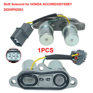 Oem Transmission Shift Lock Up Solenoid 28200 P0z 003 For Honda Accord Acura Cl