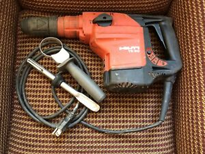 Hilti Te 60 Corded Sds max Rotary Hammer Drill