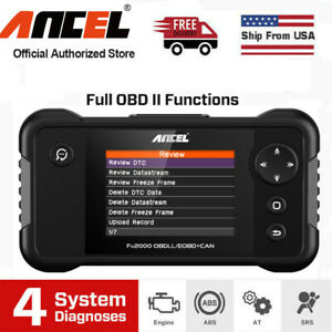Launch Cr8021 Diesel Gas Car Dpf Epb Abs Srs Tpms Oil Reset Obd2 Code Scanner