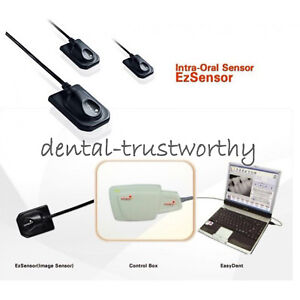 Dental Digital X ray System Sensor Software Vatech Wb