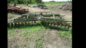 John Deere Aw Disc Harrow