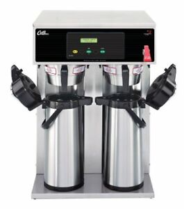 G3 Airpot Brewer 2 2l To 2 5l Twin standard Airpot Coffee Brewer Dual Voltage