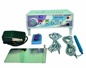 Electrocautery Byfricator With All Standard Accessories Free Shipping