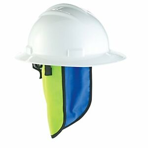 Chill its 6670ct Evaporative Cooling Hard Hat Neck Shade