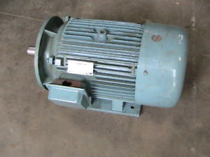 22kw 29 5 Hp 3 Phase Motor 220v