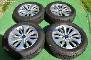 20 Ford F150 Oem Factory Fx4 Xlt Lariat Wheels Tires Expedition 2017 2018