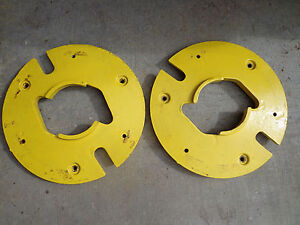 John Deere 50 520 530 60 620 630 70 720 730 80 820 830 Wheel Weights A3404r 1