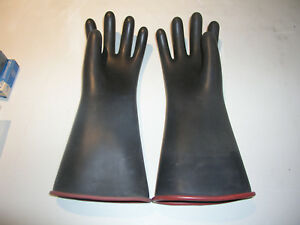 Salisbury Electrical Gloves Size 9 1 2 New Free Shipping