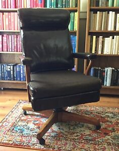Gunlocke Washington Chair Jfk White House Oval Office Mid Century Modern Vintage