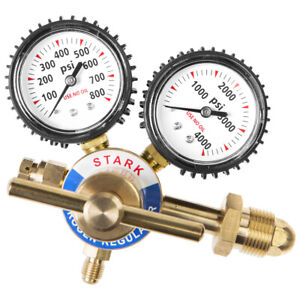 Nitrogen Regulator With 0 800 Psi Delivery Pressure Cga580 Inlet Connection