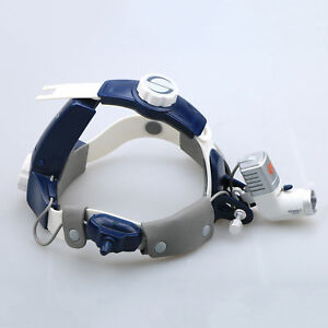 Dental 5w Led Ent Headlight Surgical Head Light Medical Headlamp 202a 7