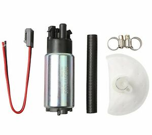 New 325lph High Performance Intank Electric Fuel Pump Efi
