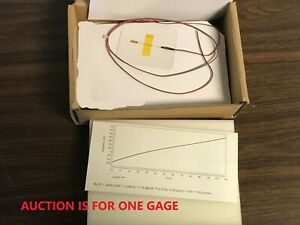 New Omega Pre Wired Strain Gage Kfh 06 120 c1 11l1m2r New Factory Packaged