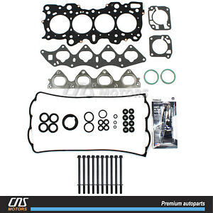Mls Head Gasket Set W Bolts For 94 01 Acura Integra Gs r Type r 1 8l Vtec
