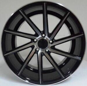 4 New 19 Wheels Rims For Saleen S281 S302 Lincoln Mkt Mkx Mkz Town Car 440