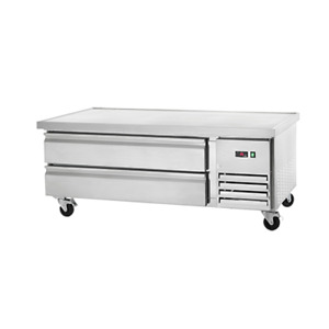 Arctic Air Arcb60 62 2 Drawer Refrigerated Base Equipment Stand