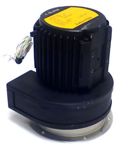 New Ametek Rotron 315af Squirrel Cage Centrifugal Blower P n023784 115v 10985rpm