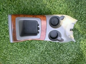 2001 Ford Expedition Navigator Center Console Cupholder Gray Oem See Photo