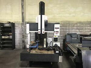 Cmm Lk G80k With Renishaw Probe 42 X 84 Table