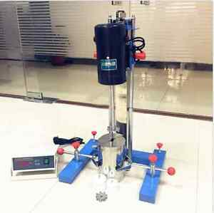 400w High speed Disperser For Laboratory Use Of Multi purpose Machine M