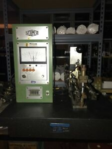 Vollmer Thickness Gauge Model 1065 With Vmf 3 1 Meter