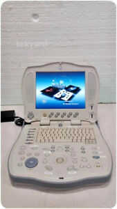 Ge Medical Systems Logic Book Xp 5131143 Portable Ultrasound Machine 123008