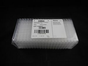 Thermo Scientific Plastic 96 Well Conical Bottom 0 45ml Pp Plate 20 pack 249944