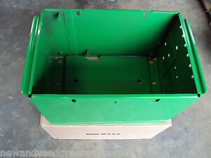 John Deere 520 530 620 630 Correct Battery Box Has tractor Centerline