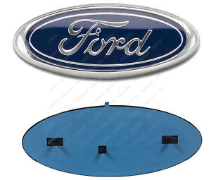 9inch Emblem Auto Logo 2004 2014 Ford F 150 Blue Oval Front Grille Rear Tailgate