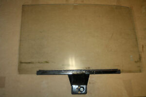 Volvo 122 Amazon P130 2 Dr 123gt Driver S Window Channel Excellent