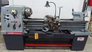 15 X 50 Clausing Colchester Lathe Inch mm 25 2000 Rpm 7 5 Hp 30007