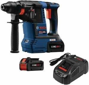 Bosch Bulldog 18 volt Cordless 1 In Sds plus Variable Speed Rotary Hammer Kit