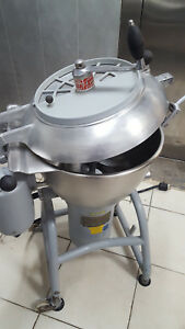 Hobart Vcm 40 Complete Set With Tools And 2 Blades