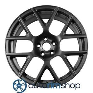 Dodge Charger 20 Oem Wheel Rim Without Mopar Stamp Charcoal