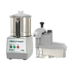 Robot Coupe R401 Commercial Food Processor