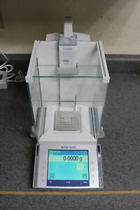 Mettler Xp504 Analytical Balance Exc Condition 60 Day Warranty