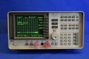 Hp 8561a 6 5 Ghz Rf Spectrum Analyzer Needs Repair
