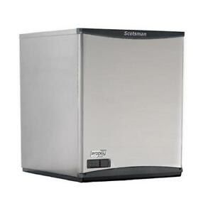 Scotsman F1222r 3a Prodigy Plus Remote Cooled 1 250 Lb Ice Machine