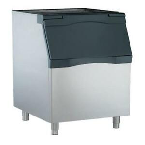 Scotsman B842s 778 Lb Stainless Steel Ice Storage Bin