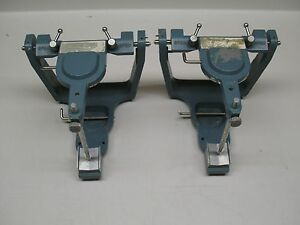 2 X Hanau Mate Dental Articulator S Lab Supplies Wax