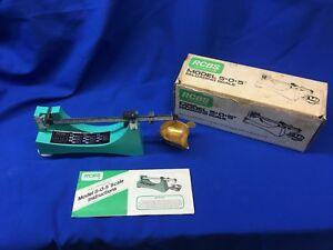 RCBS 505 Reloading Powder Scale Magnetic USA 511 Grain 09071