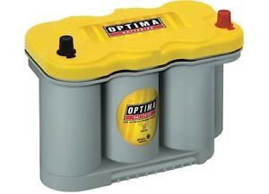 Optima 8037 127 D27f Yellowtop Starting And Deep Cycle Battery