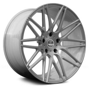 Porsche Cayenne 03 18 Verde Vff 01 Wheels 20x9 45 5x130 Rims Set Of 4