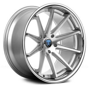 Porsche Cayenne 03 18 Rohana Rc10 Wheels 22x10 5 45 5x130 Rims Set Of 4