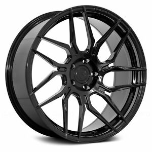 Porsche Cayenne 08 18 Rohana Rfx7 Wheels 21x10 5 45 5x130 Rims Set Of 4
